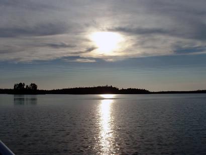 lac seul, ontario