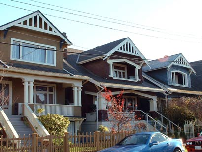 i love the west end's architecture.